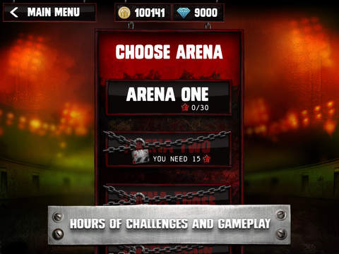 Audio Defence : Zombie Arena screenshot 7