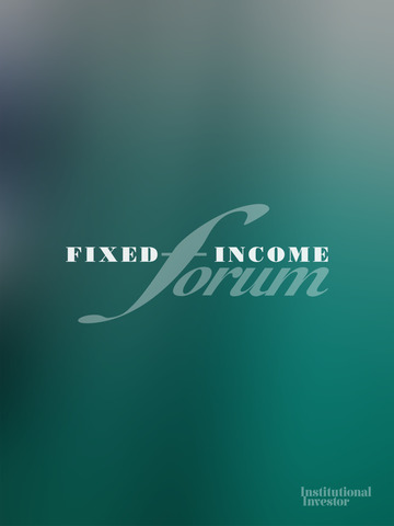 II's Fixed Income Forum screenshot 3