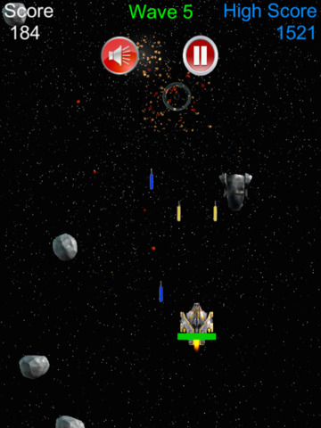 Arcade Space Shooter Pro Full Version screenshot 6