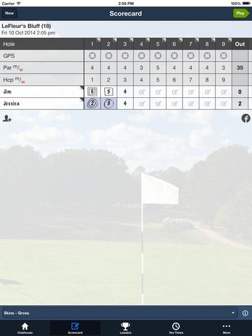 State of Mississippi Golf screenshot 9