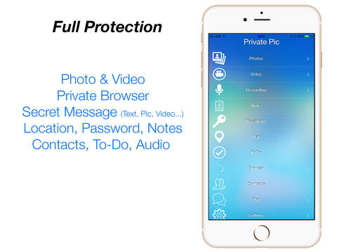 Private Photo - Protect Privacy, Photo and Document Protection screenshot 2