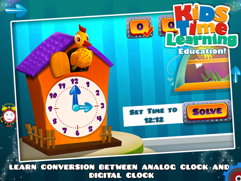 Kids Time Learning screenshot 6