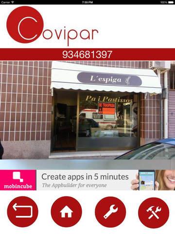 COVIPAR - Construcción y eficiencia energética screenshot 9