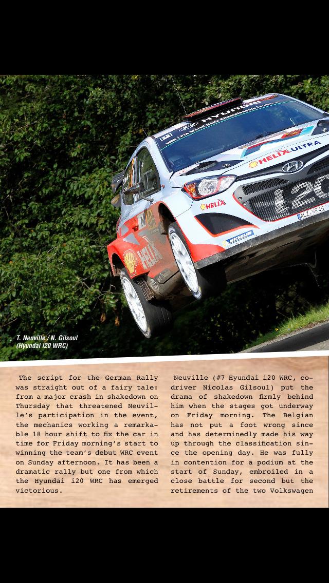 RACE GLOBALMAG screenshot 4