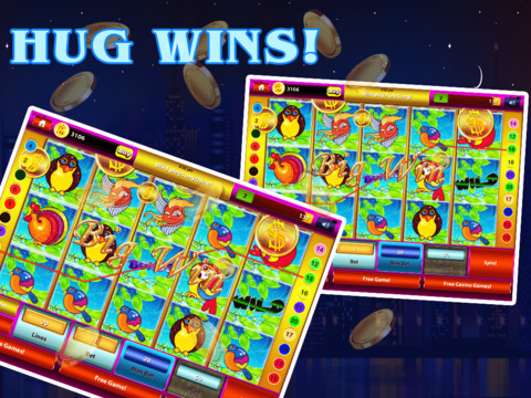 Awesome City Jackpot Slots Pro screenshot 9