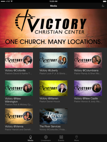Victory Christian Center Ohio screenshot 4