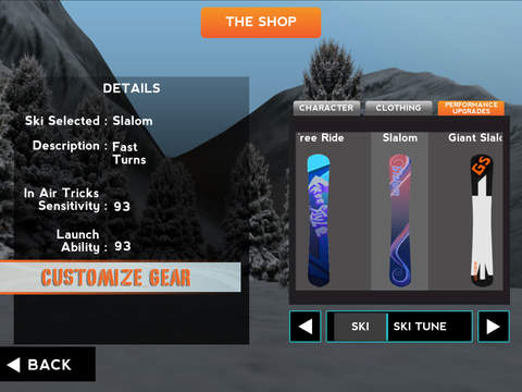 Huck It Skiing 3D screenshot 8