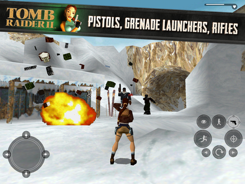 Tomb Raider II screenshot 6