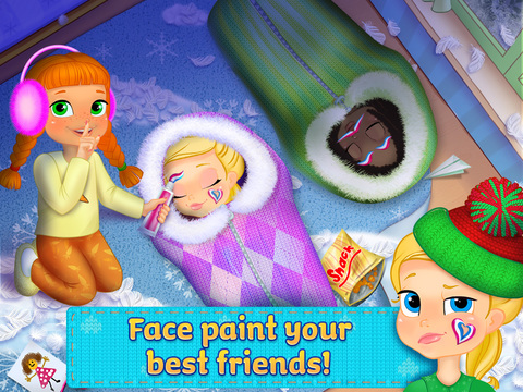 Frosty PJ Party: Winter Dreams screenshot 9