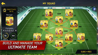 FIFA 15 Ultimate Team™ New Season screenshot 2
