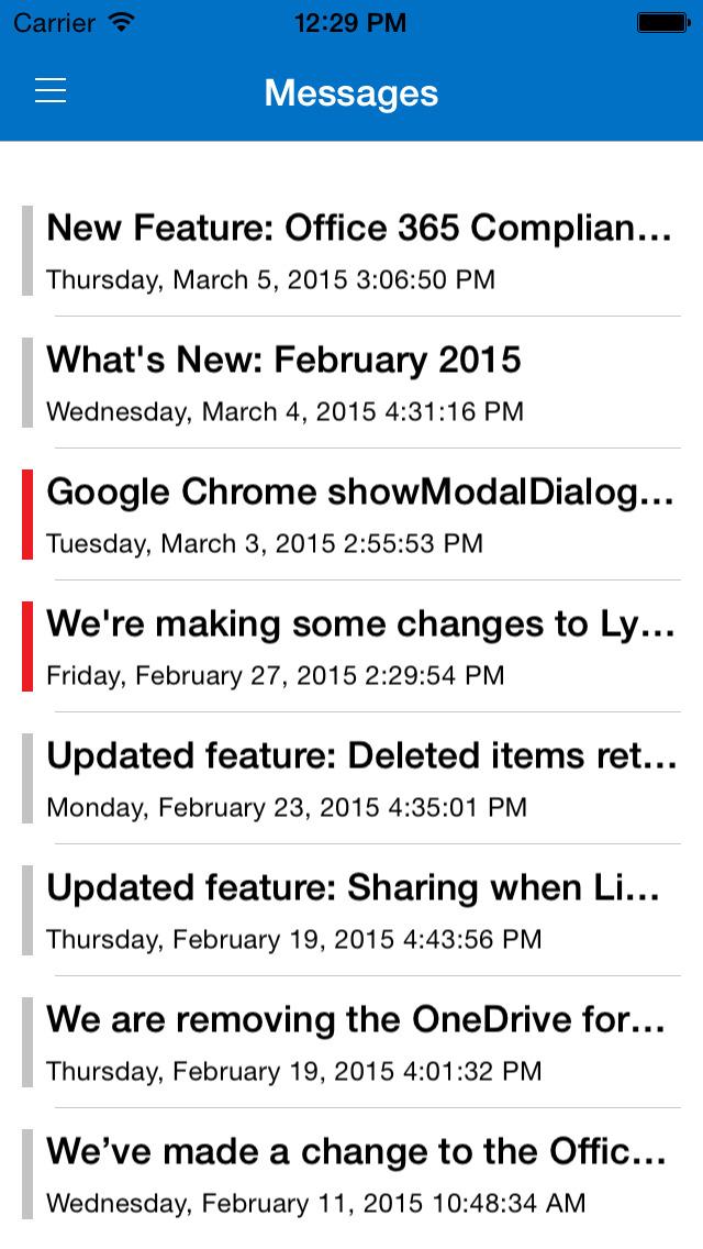 Microsoft 365 Admin screenshot #5