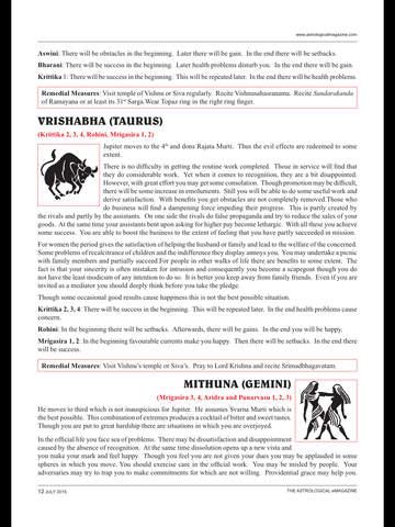 The Astrological eMagazine screenshot 7