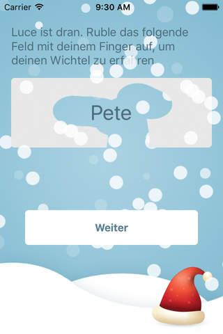 Wichtel App - náhled