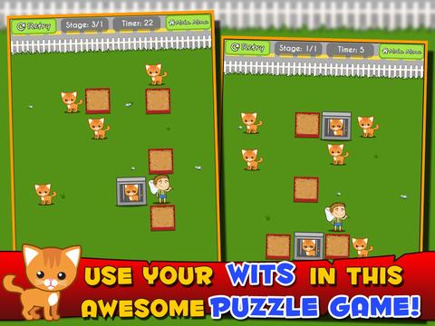 Kitten Escape Game screenshot 5