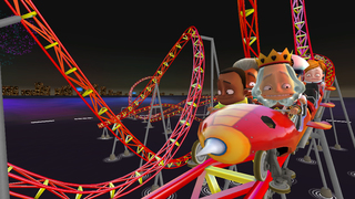 Coaster Crazy Deluxe screenshot 2