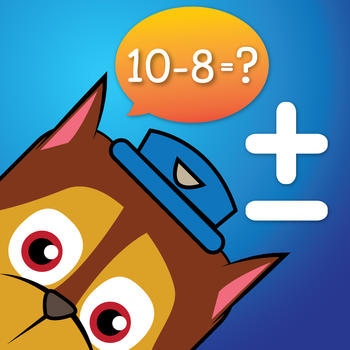 Math Addition and Subtraction for Paw Patrol (Math Quiz Game)
