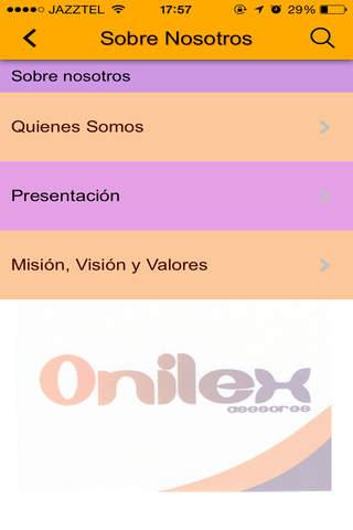ONILEX - náhled