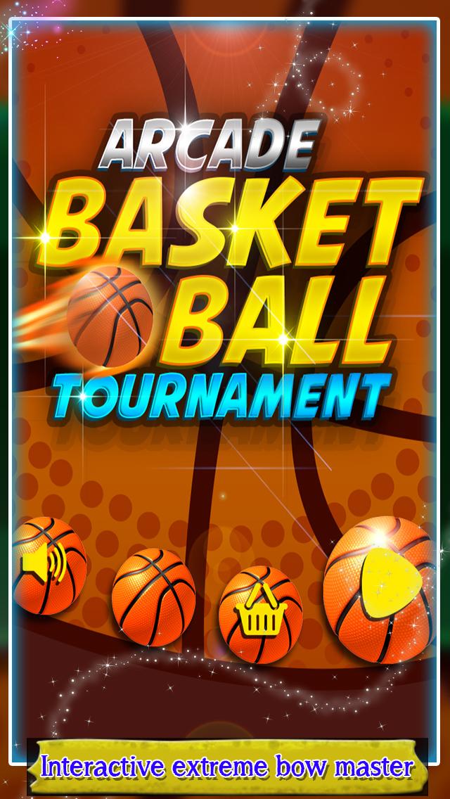 Arcade Basketball Tournament screenshot 3