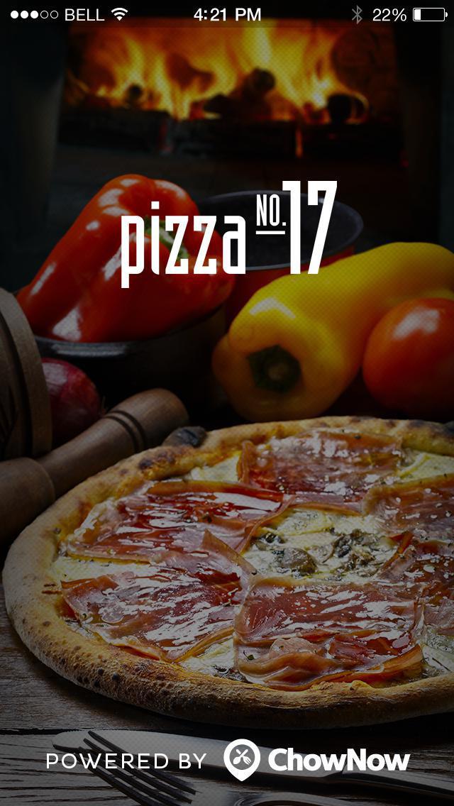 Pizza No. 17 screenshot 1