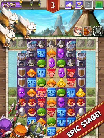 Heroes Blast screenshot 10