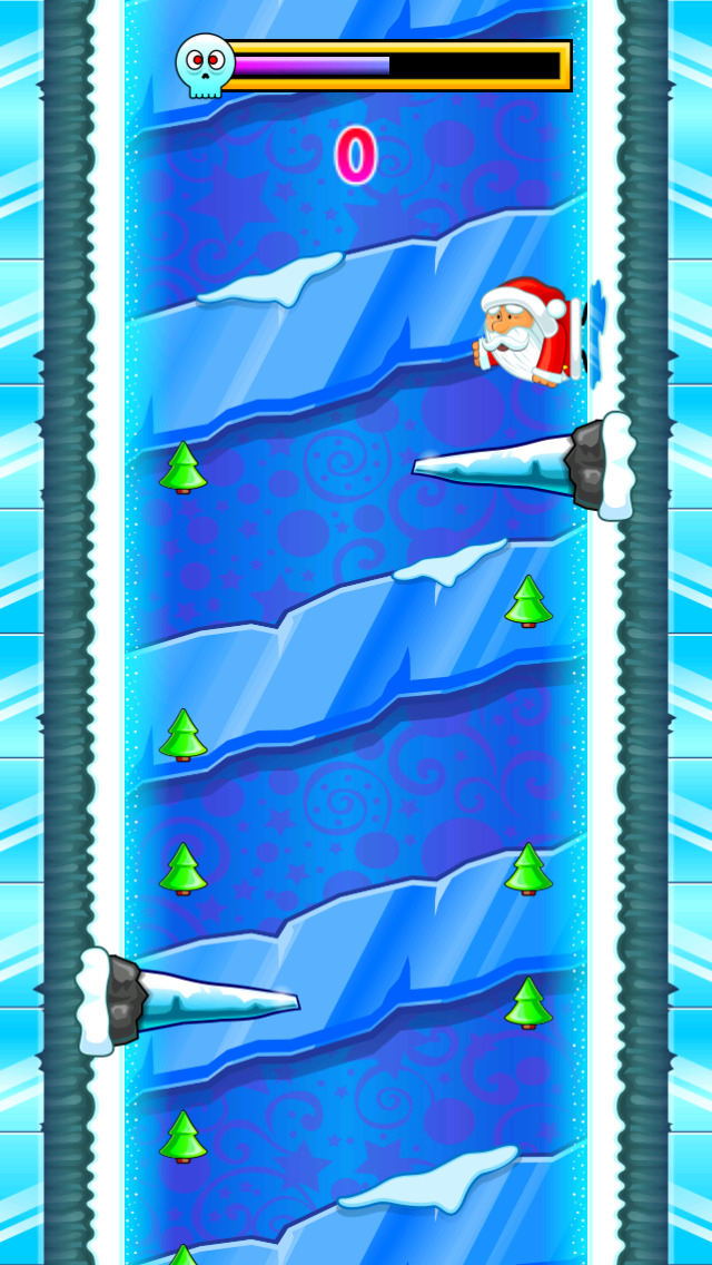 Best Christmas Santa Run screenshot 2