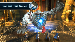 Thor: The Dark World - The Official Game screenshot #5