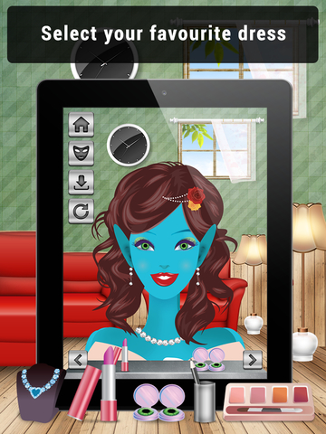 Alien Spa & Makeup Salon Lite screenshot 8
