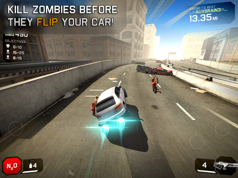 Zombie Highway 2 screenshot 10