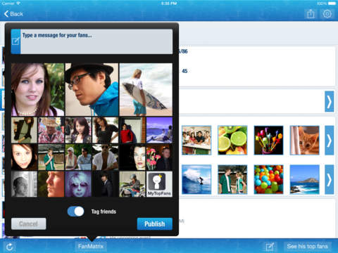 MyTopFans Pro - Social Tracker screenshot #3
