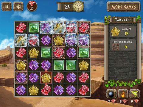 Athens Treasure Free screenshot 6