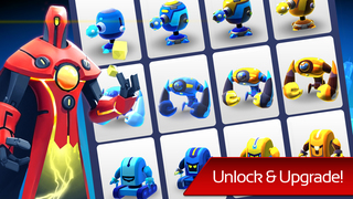 The Bot Squad: Puzzle Battles screenshot 5