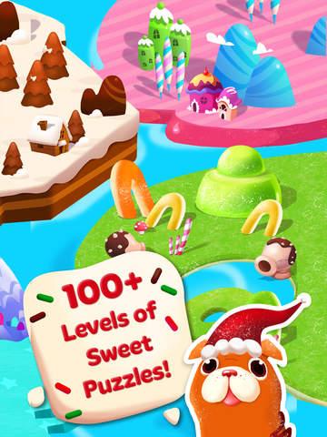 Candy Blast Mania Christmas screenshot 7