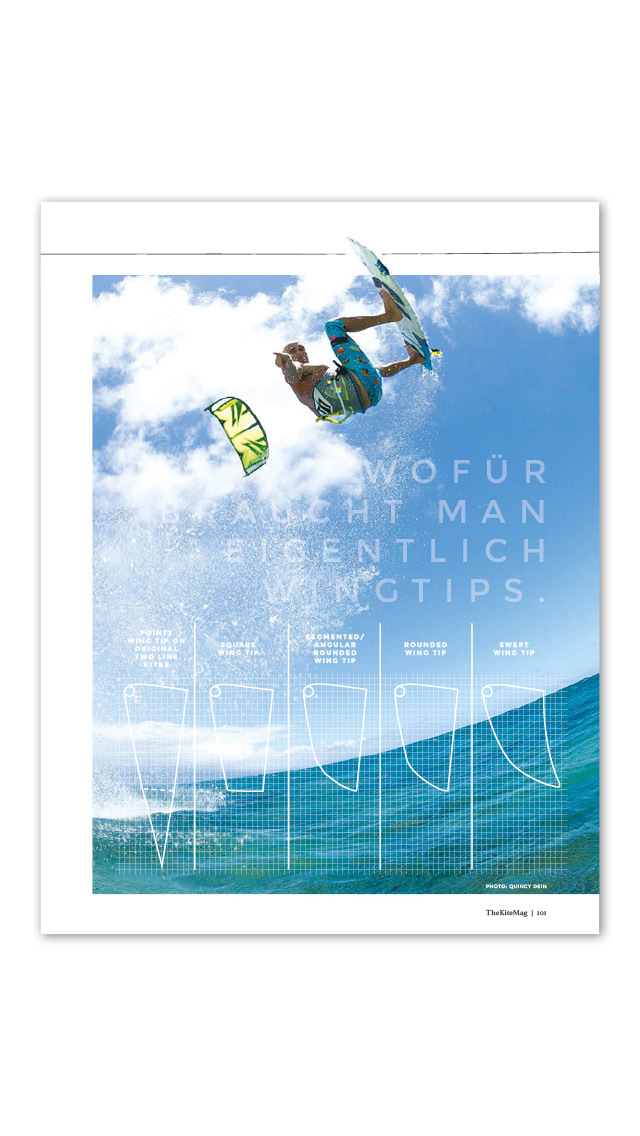 TheKiteMag - Internationales Kiteboarding Magazin screenshot 4