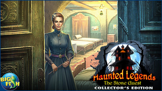 Haunted Legends: The Stone Guest - A Hidden Objects Detective Game (Full) screenshot 5