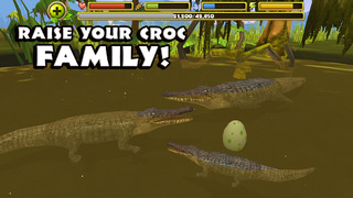 Wildlife Simulator: Crocodile screenshot 3
