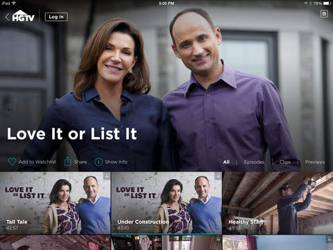 HGTV screenshot 7