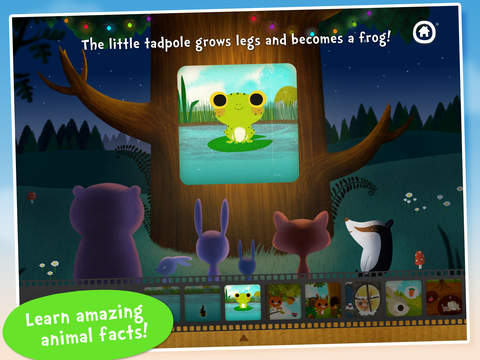 Who Lives in the Forest? screenshot 9