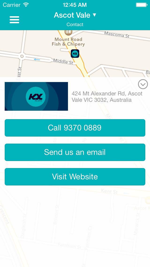 KX Pilates screenshot #4