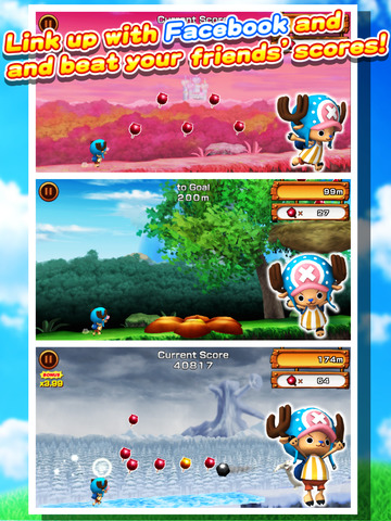 ONE PIECE Run, Chopper, Run! screenshot 10