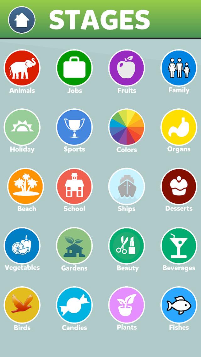 Swipe The Words - Search & Swipe Letters screenshot 5