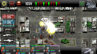 War of the Zombie screenshot 1