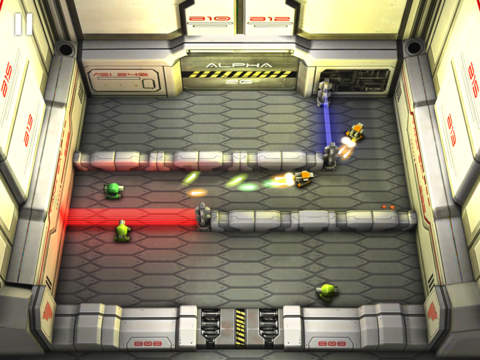 Tank Hero: Laser Wars screenshot 10