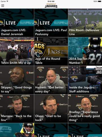 Jacksonville Jaguars screenshot 7