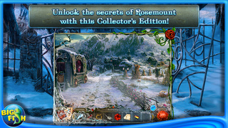 Living Legends: Ice Rose - A Hidden Object Game with Hidden Objects screenshot 4