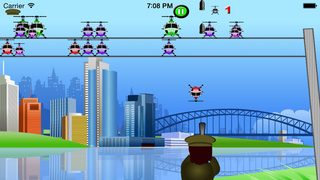 Air Combat Pro : Copters Shooting Of Launch Very Fun screenshot 3