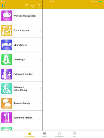 Dänisch talk&travel – Langenscheidt Sprachführer mit Audio screenshot 7