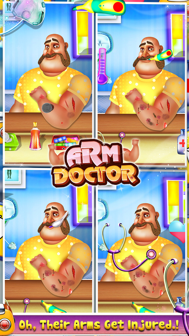 Arm Doctor screenshot 2