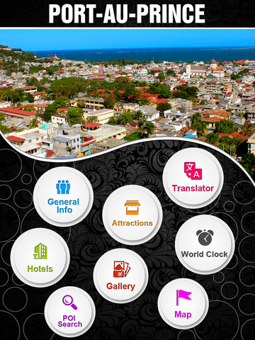 Port-au-Prince City Offline Travel Guide screenshot 7