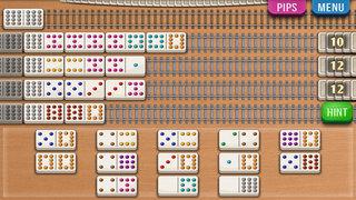 Mexican Train Dominoes (Dominos) screenshot 2