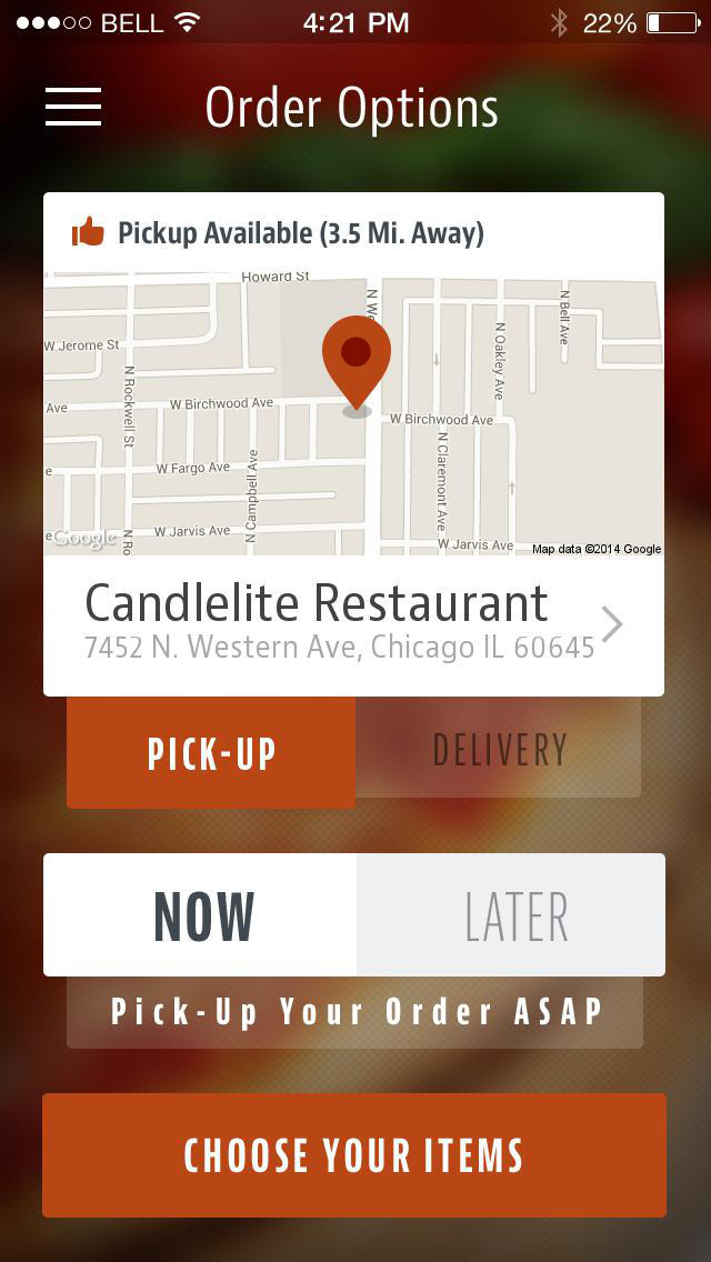 Candlelite Restaurant screenshot 2